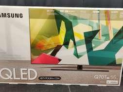 Test Samsung QLED Q70T 120Hz