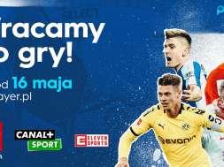 Bundesliga piłka nożna Player Eleven Canal+