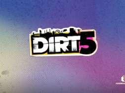DIRT 5 logo