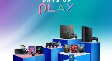 Sony Days of Play 2020 promocje oferty PS4