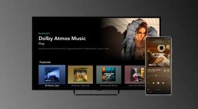 Tidal Dolby Atmos telewizory Philips Sony Apple TV