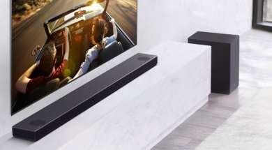 LG soundbar 2020