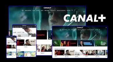 CANAL+ VOD serwis platforma