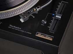 Technics gramofon SL-1210GAE limitowana edycja czarny