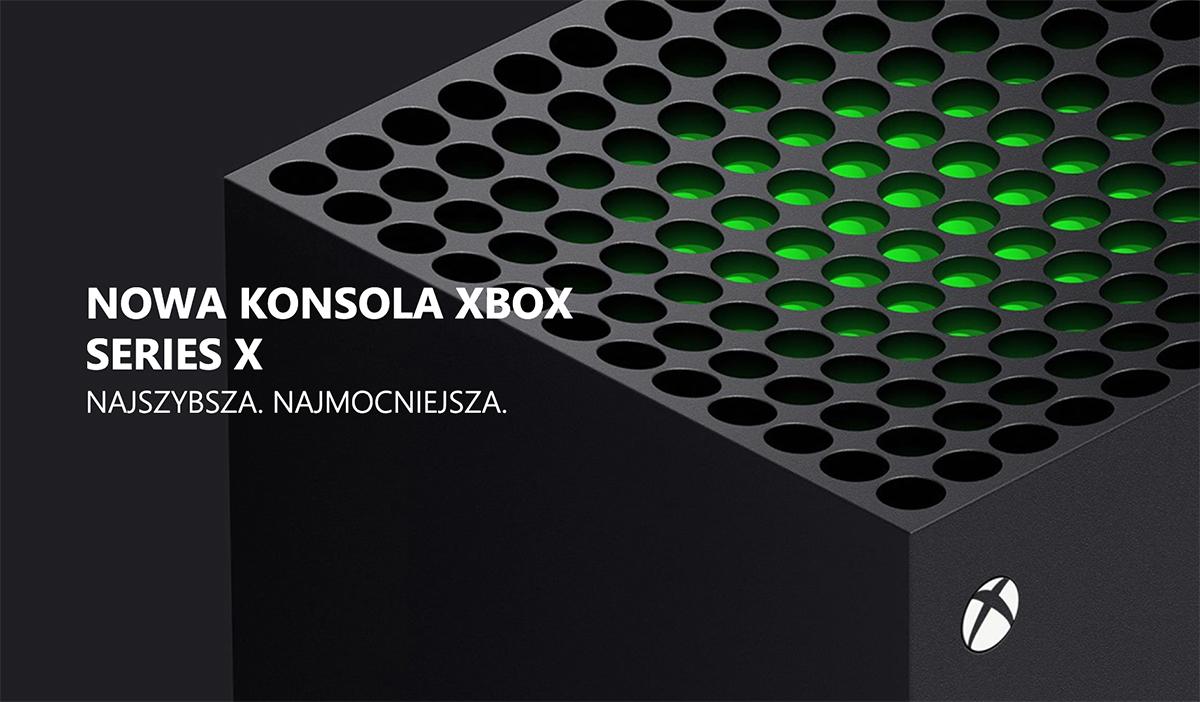 Xbox Series X trafił do sklepu Microsoftu. Przedsprzedaż konsoli nowej generacji ruszy lada moment?