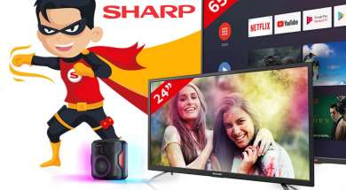 Sharp Aquos BL 65″ telewizor promocja