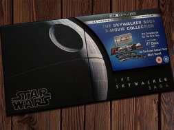 Star Wars The Skywalker Saga 4K Ultra HD Blu-ray