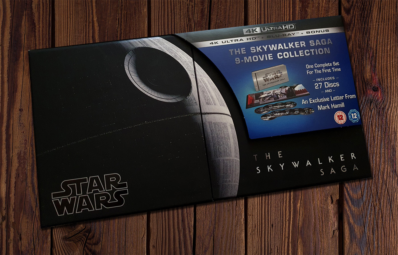 Star Wars The Skywalker Saga | RECENZJA | Wymarzone kompletne wydanie 4K Ultra HD Blu-ray