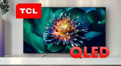 TCL QLED C71 2020 telewizor