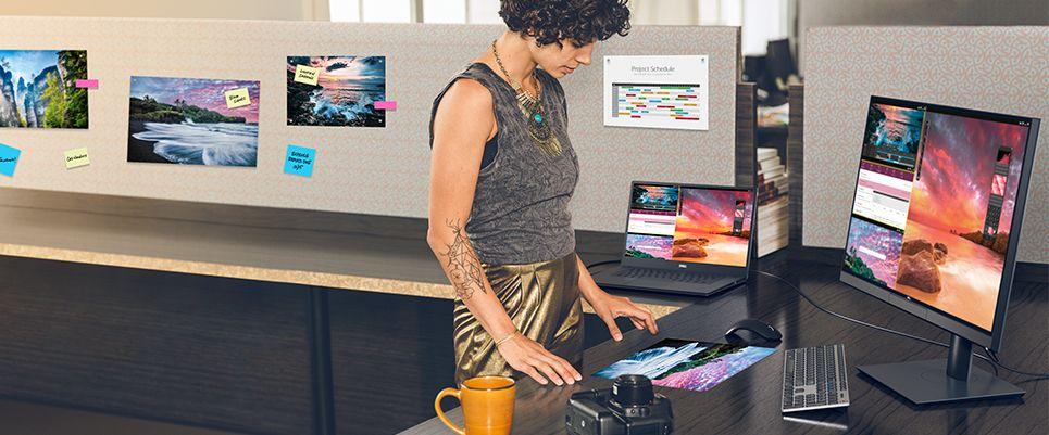 Zaskakująco niedrogi monitor 4K do color gradingu i grafiki | TEST | Dell UP2720Q