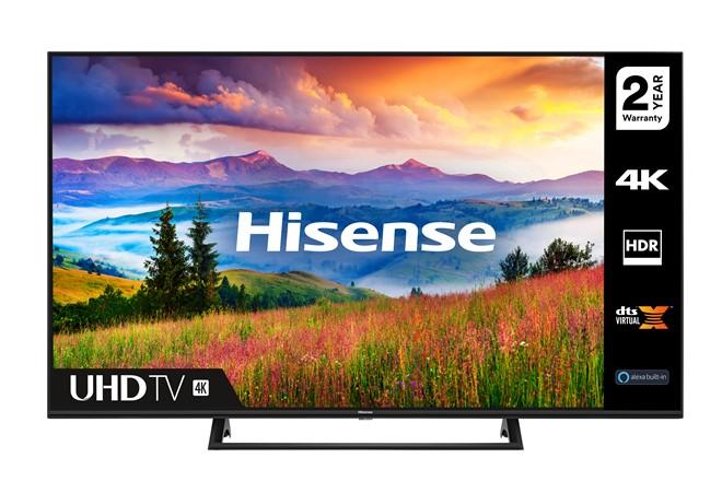 Hisense: nowe telewizory na 2020 rok będą wspierać jednocześnie Dolby Vision i HDR10+