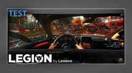 Marzenie gracza? Testujemy ogromny panoramiczny 43,4″ monitor Lenovo Legion Y44w 4K HDR. Do PC 144Hz i konsoli 120Hz!