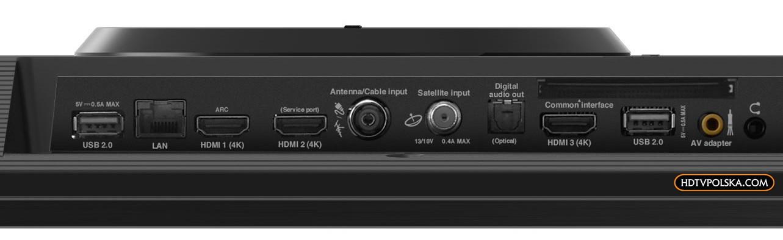 Test telewizor TCL C815 QLED 65 cali wygląd 7