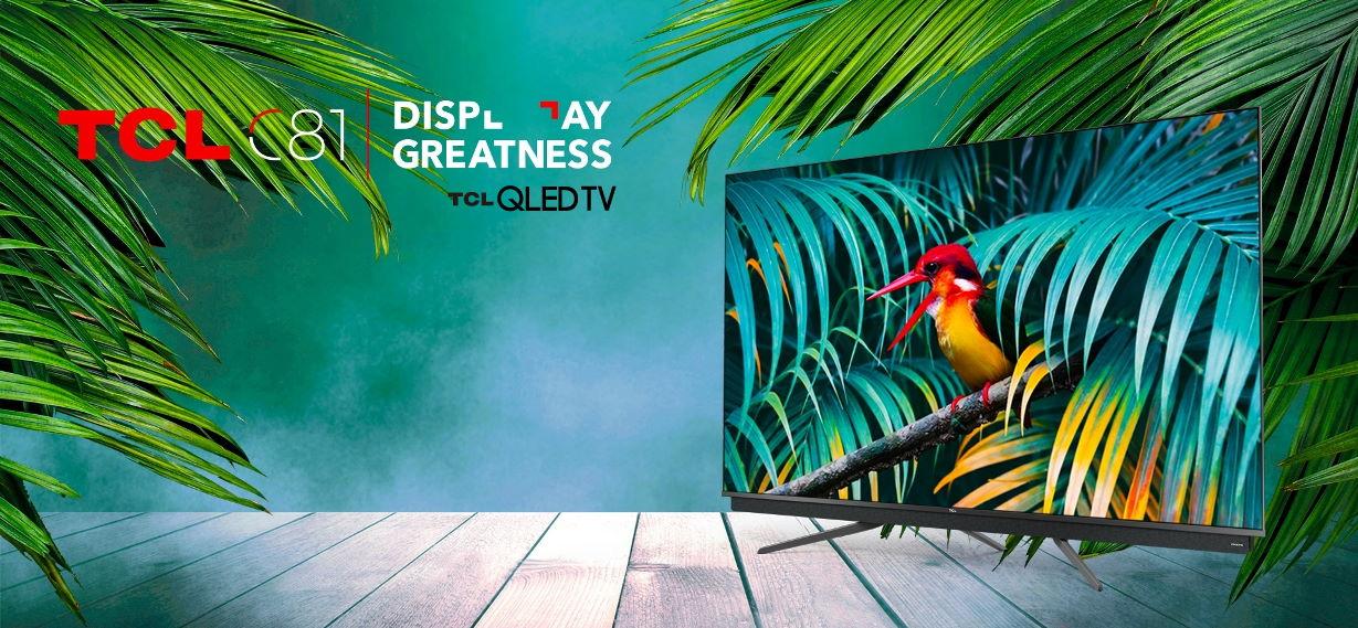 Pierwszy najtańszy 120Hz telewizor QLED z Dolby Vision na rynku   TEST   TCL QLED C81