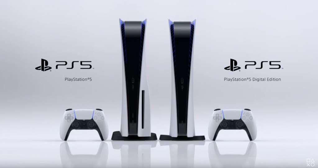 Wygląd PS5 PlayStation5