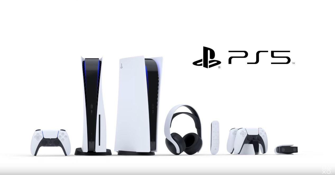 Wygląd PS5 PlayStation5 rodzina konsol ps5