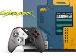 Xbox One X Cyberpunk 2077 Microsoft konsola limitowana edycja