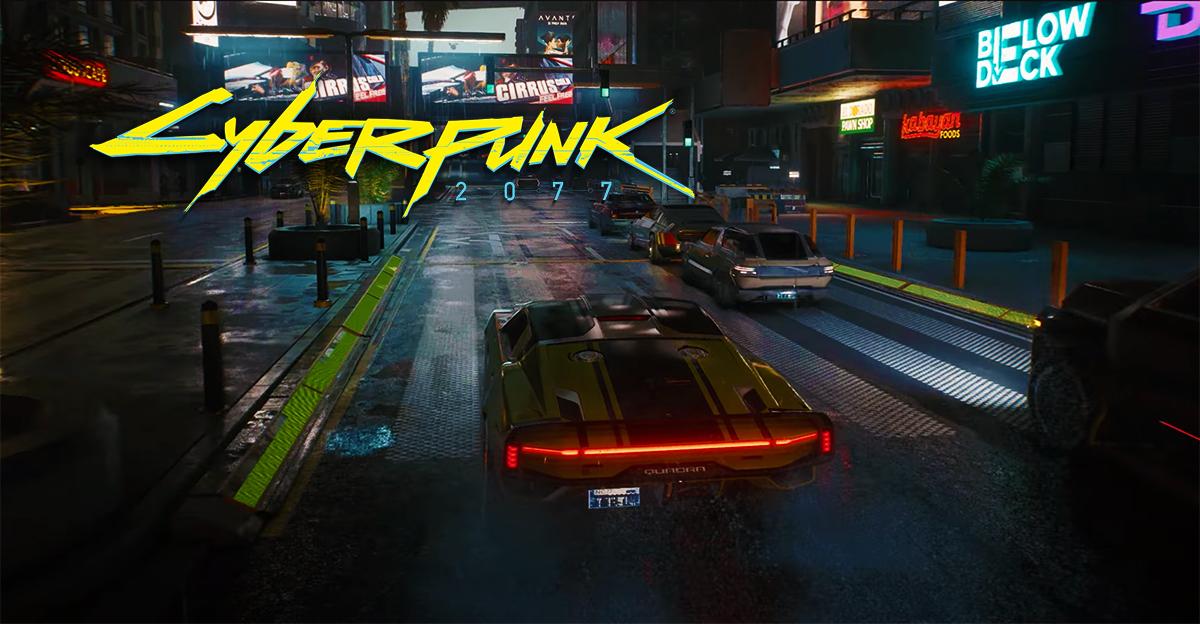 Nowy trailer i gameplay z Cyberpunk 2077. Poza grą powstanie anime tworzone dla Netflixa!