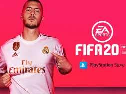 FIFA 20 PlayStation 4 PS Store