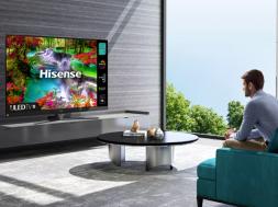 Hisense U8QF telewizor 4K UHD 2020