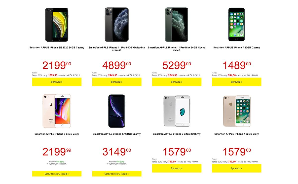 iPhone 12: wszystko, co już wiemy przed jesienną premierą nowych smartfonów Apple. Jakie ceny?