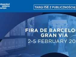 Targi ISE 2021 Barcelona