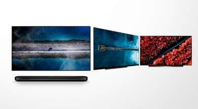 LG telewizory OLED 2019