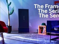 Samsung The Sero 2020 telewizor The Frame The Serif lifestyle