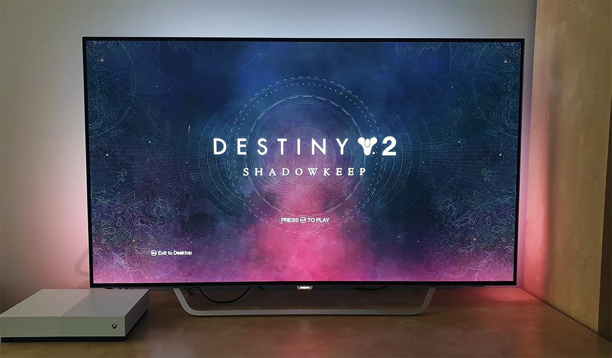 NVIDIA GeForce Now już na telewizorach z Android TV! Sprawdziliśmy, jak działa granie w chmurze bez przystawek