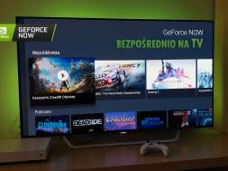 NVIDIA GeForce Now Android TV telewizory