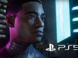 PS5 PlayStation 5 Spiderman