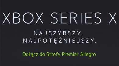 Xbox Series X Allegro premiera