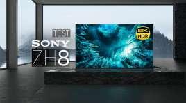 Telewizor Sony ZH8 | TEST | Japońska firma w wielkiej formie! Topowy ekran Sony 8K na 2020 rok z HDMI 2.1
