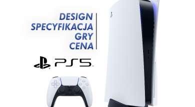 PS5 PlayStation 5 konsola Sony