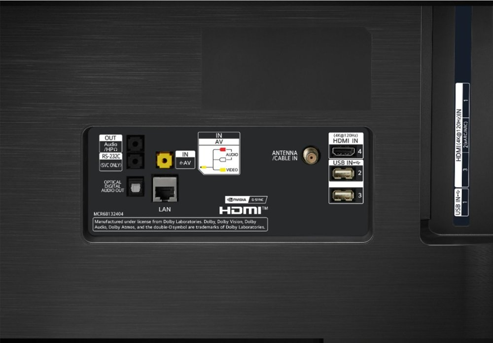 LG OLED CX 4K 120hz hdmi 2.1