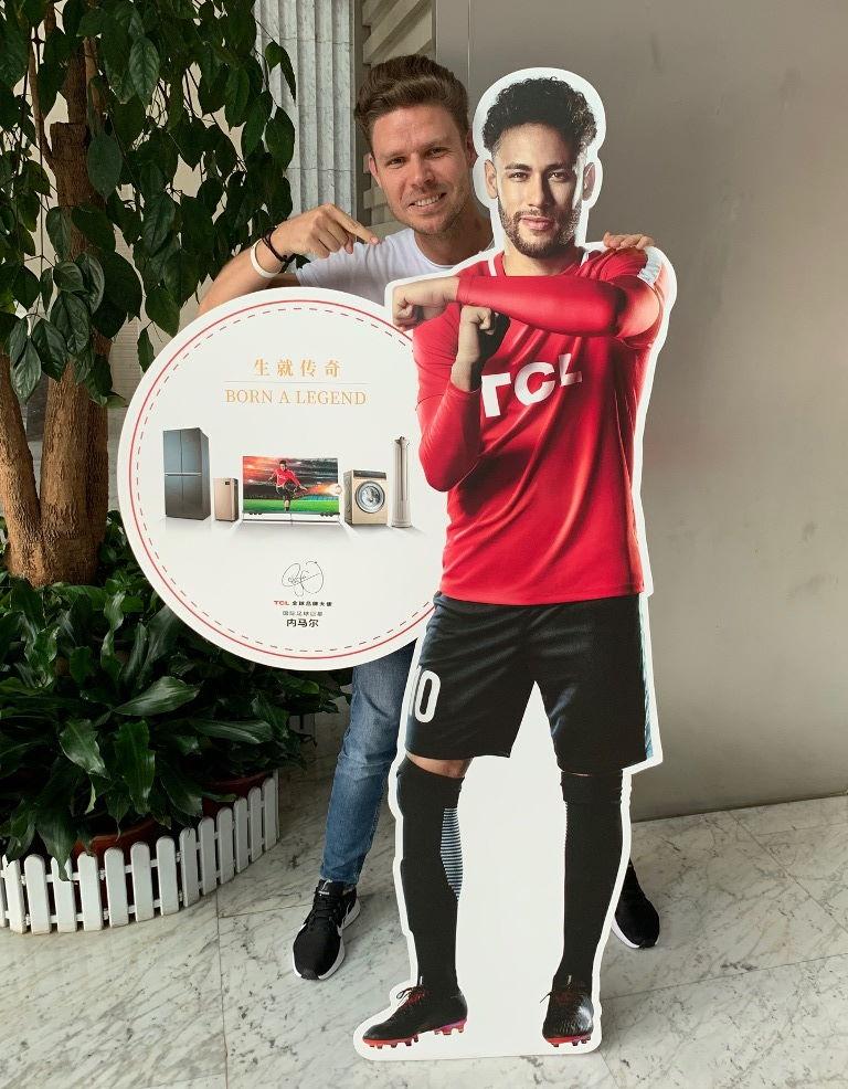Neymar TCL Gmeru