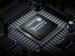Samsung Quantum Processor 4K