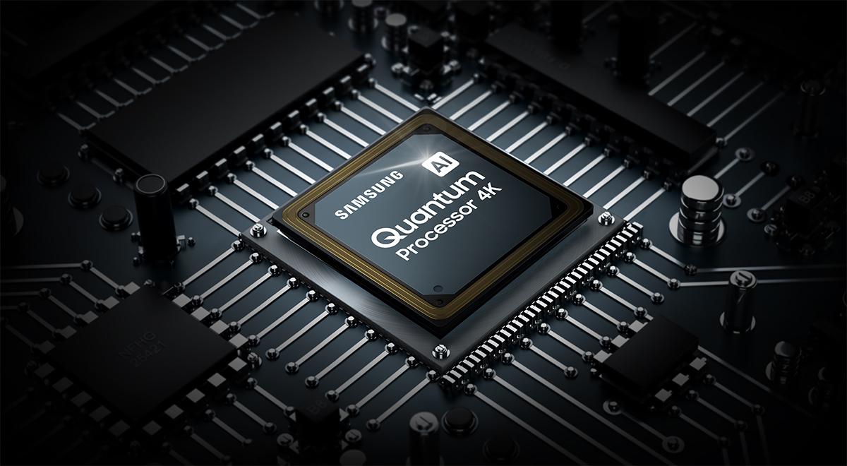 Samsung: już ponad 100 tysięcy sprzedanych telewizorów QLED z AI w Polsce. Jak działa w nich sztuczna inteligencja?