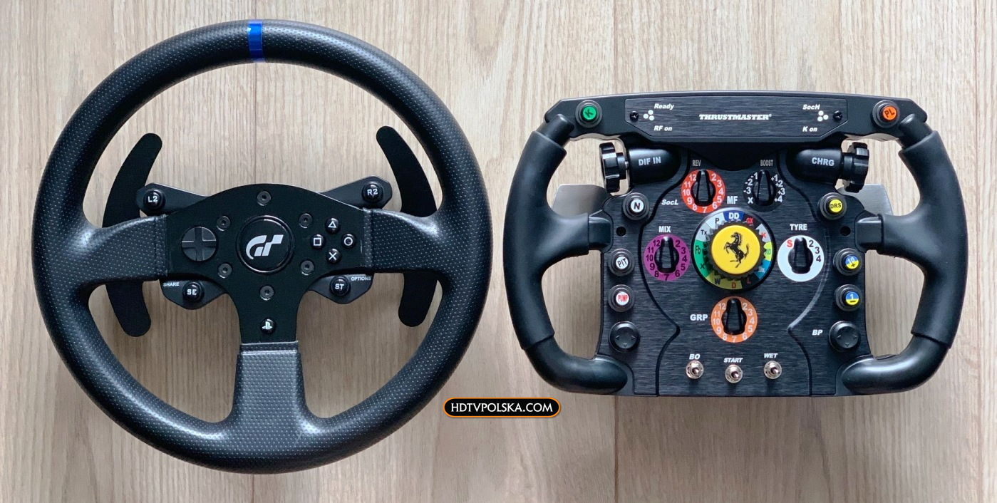 Recenzja F1 2020 kierownice do grania Thrustmaster