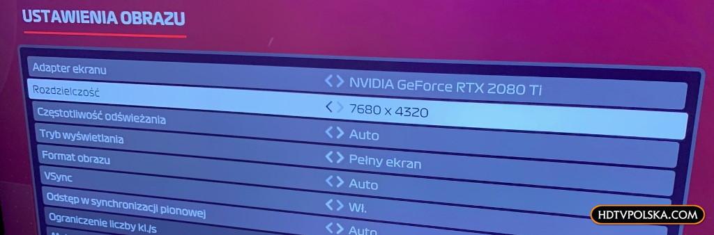 Recenzja F1 2020 na PC 8K
