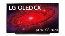 LG OLED CX | TEST | Przełom w telewizorach OLED związany z odwzorowaniem ruchu – prawie jak realne 200Hz!