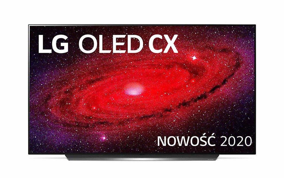 Recenzja test LG OLED CX telewizor 2020