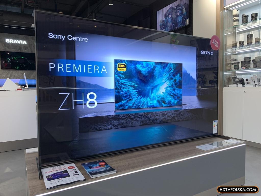 Sony Centre Klif promocja otwarcie 1