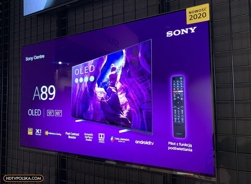 Sony Centre Klif promocja otwarcie 12
