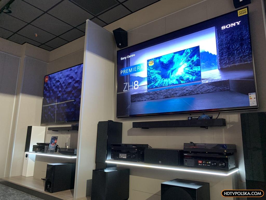 Sony Centre Klif promocja otwarcie 3