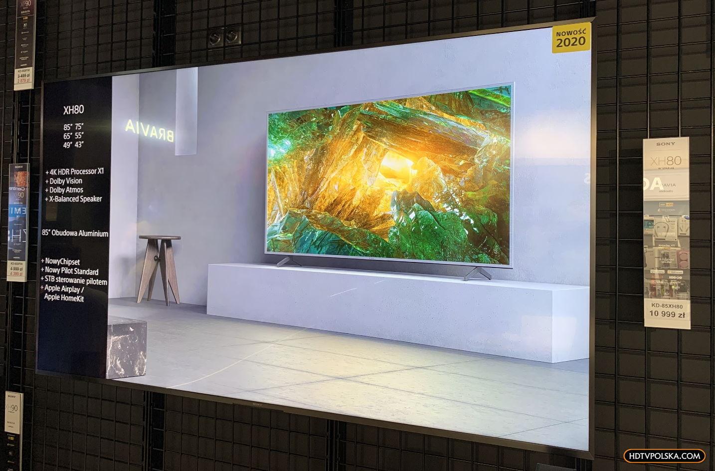 Sony Centre Klif promocja otwarcie 4