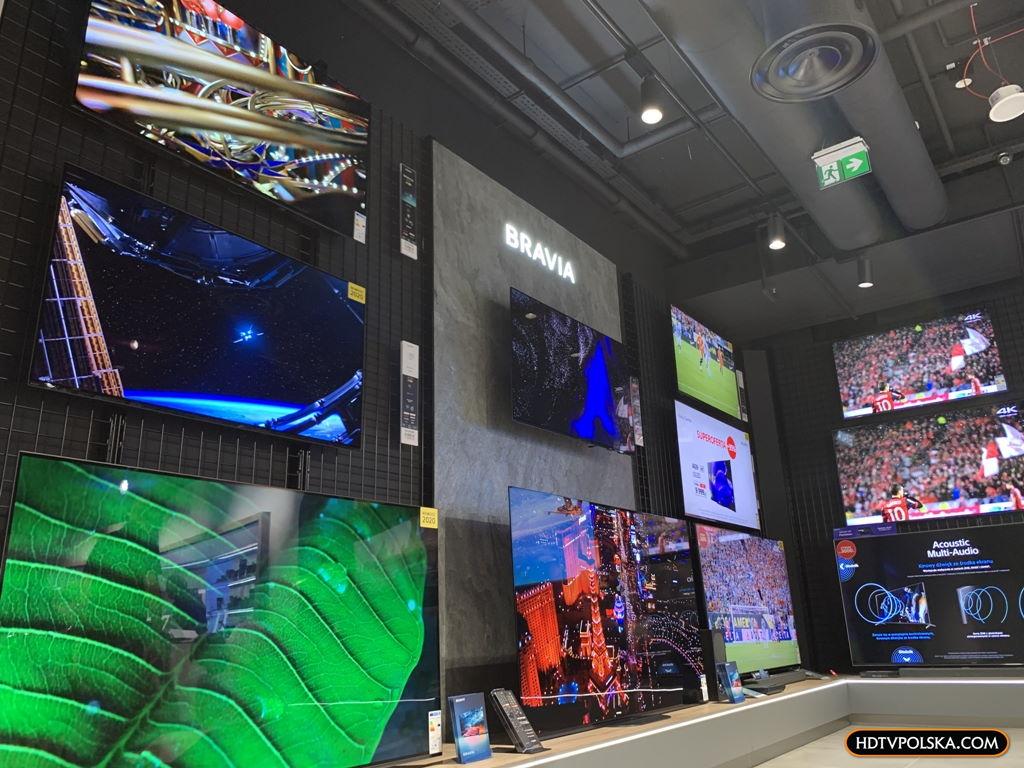Sony Centre Klif promocja otwarcie 5
