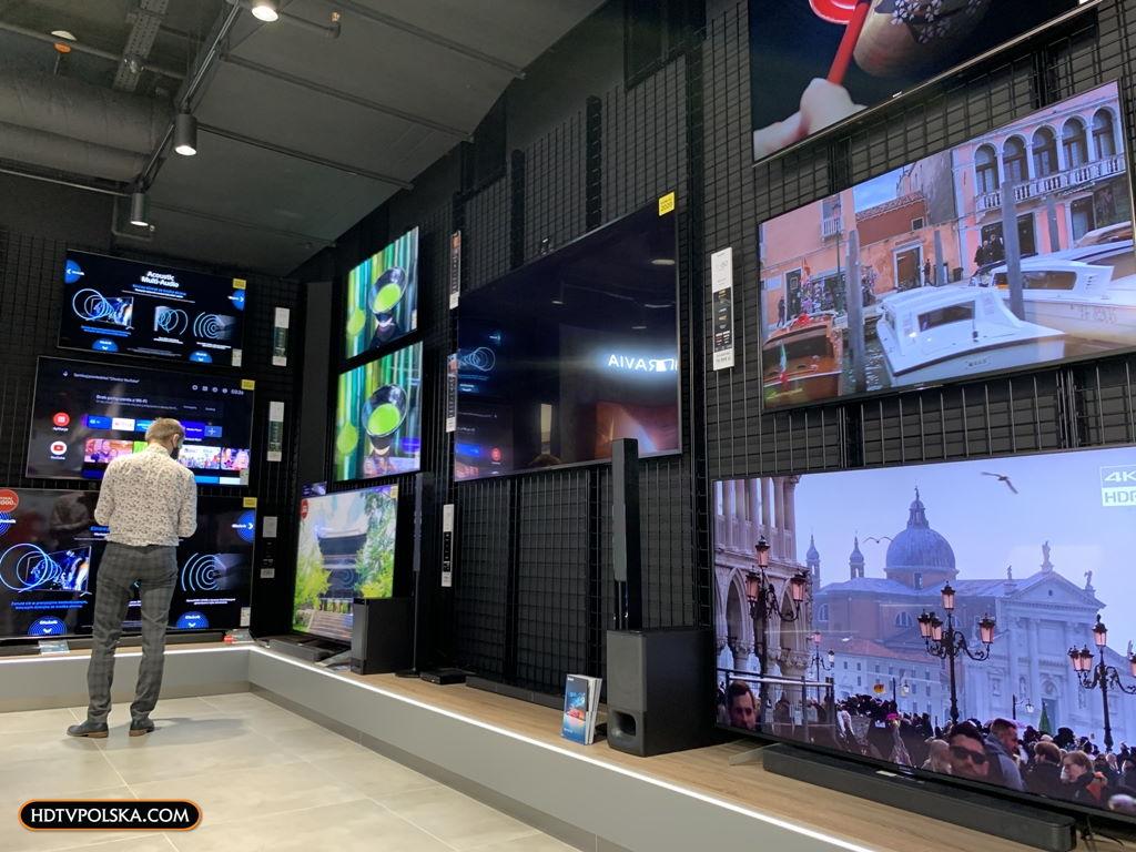 Sony Centre Klif promocja otwarcie 6