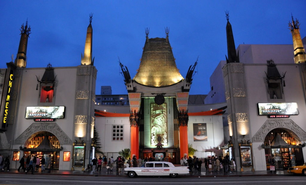 TCL Chinese Theatre, Hollywood