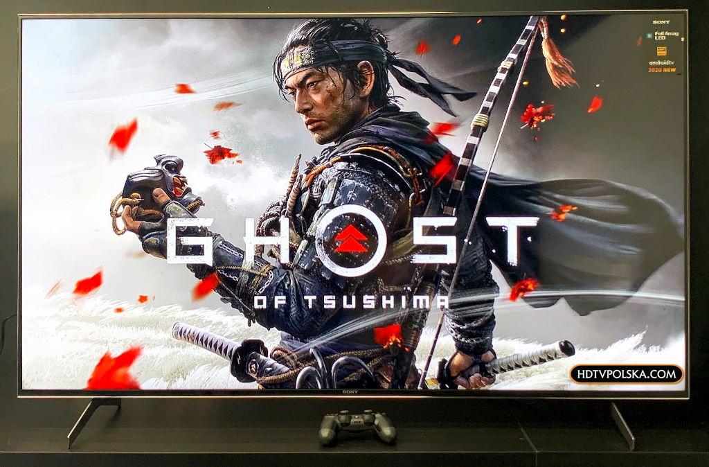 Telewizor do konsoli Sony XH90 HDMI 2.1